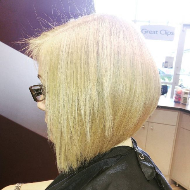 Blonde Blowout Stacks