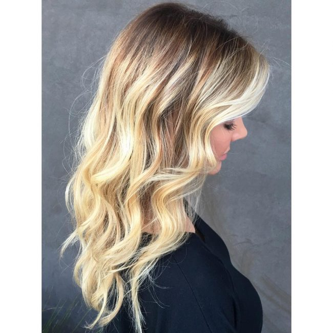 Blondie Beach Waves