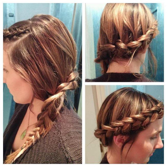 Braided Elegance