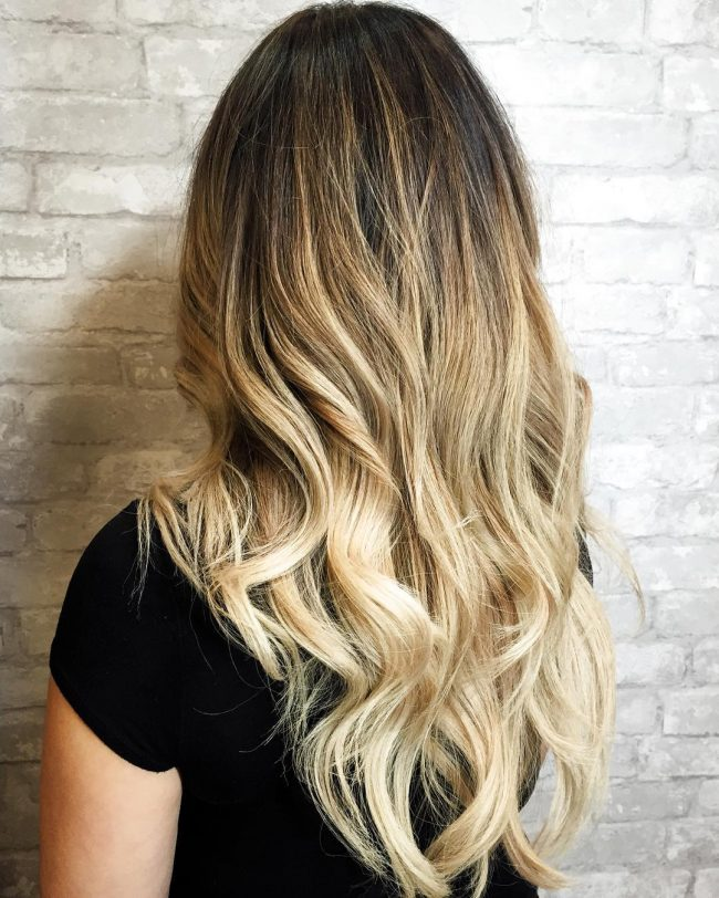 50 fresh blonde ombre hair ideas on brown red black