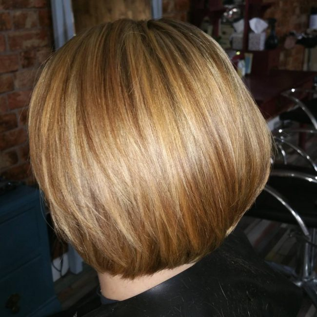 Choppy Honey Blonde