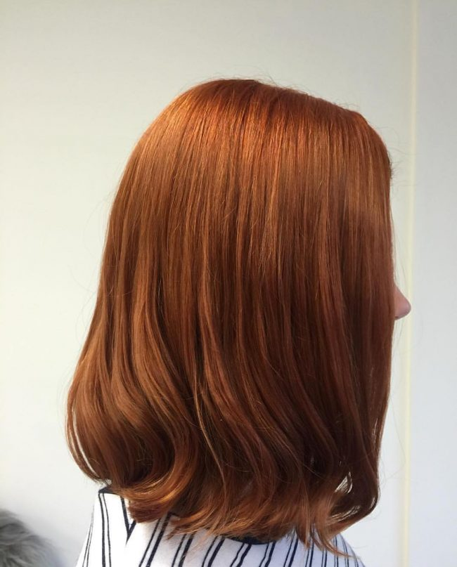 Classic Copper and Brown Melt