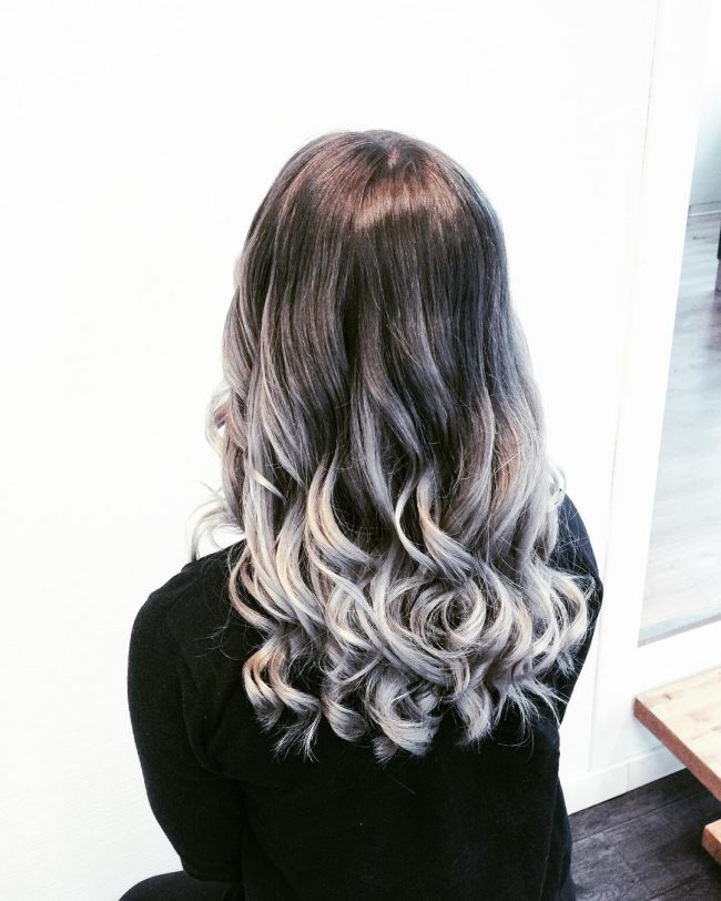 75 Outstanding Ombre Hair Ideas Many Colors And Even Blue