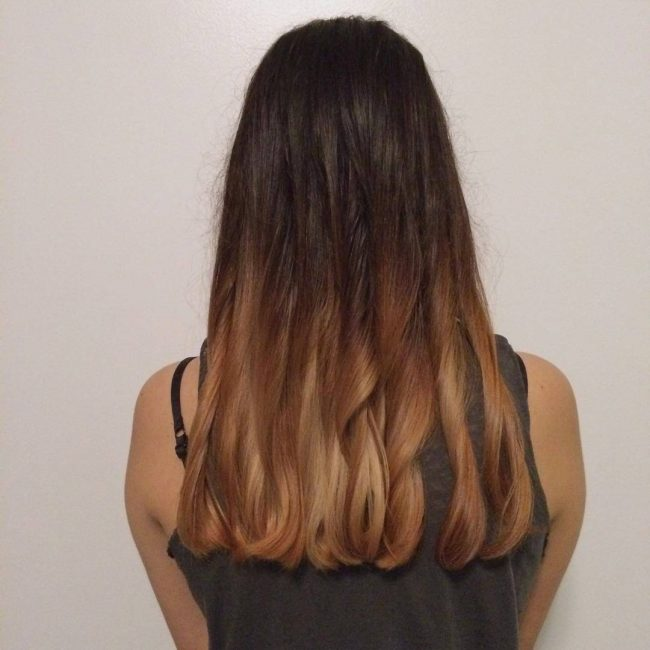 Delightfull Light Brown OmbreDelightfull Light Brown Ombre