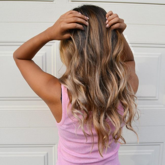 50 fresh blonde ombre hair ideas on brown red black 1 fashionable dark brown to blonde sombre urmus Image collections