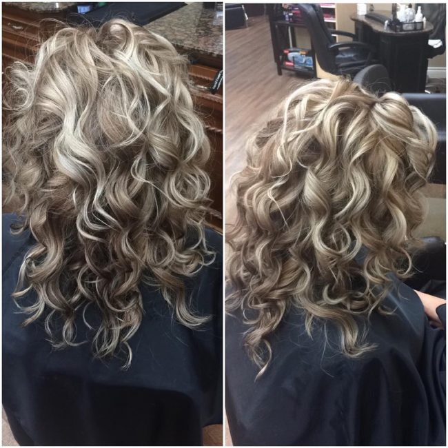 Impeccable Curls