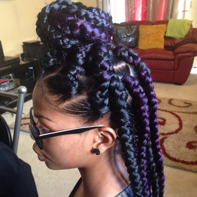 Jumbo Box Twists