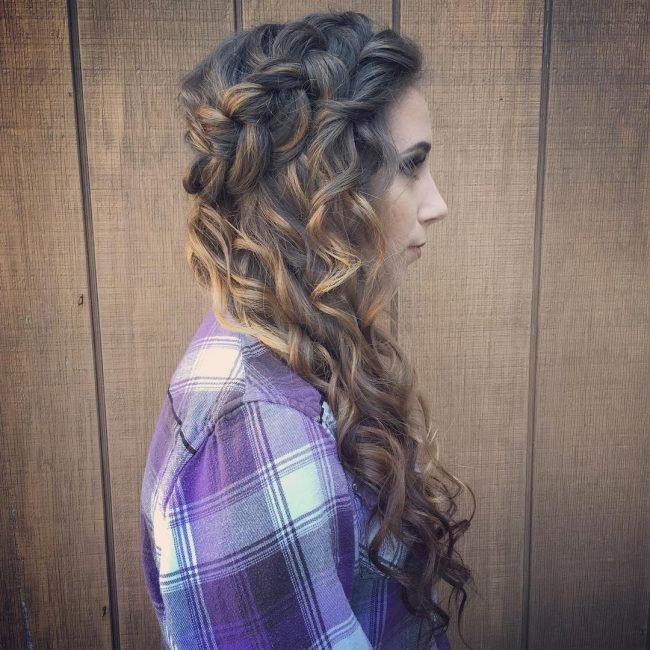 Loose Waves with Braids