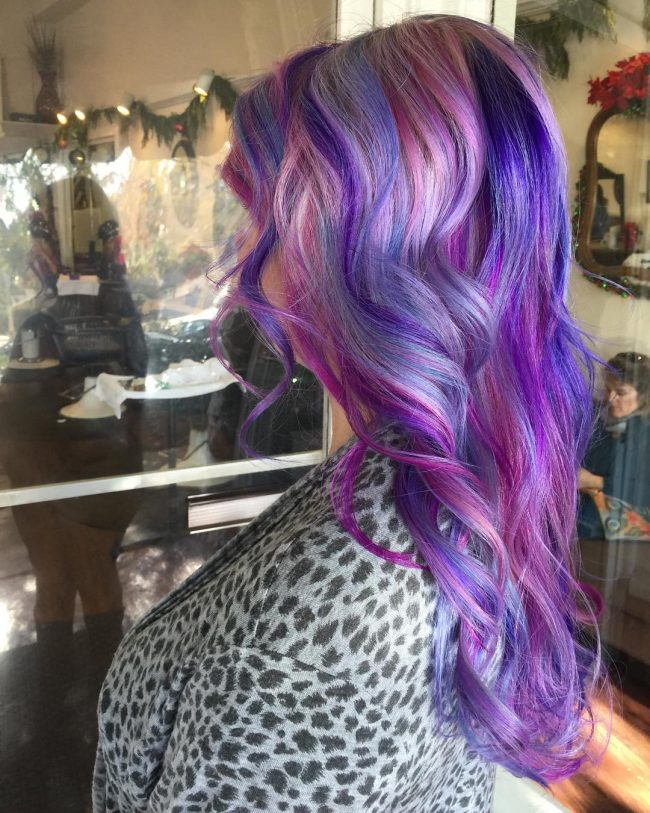 Multicolored Balayage Excellence