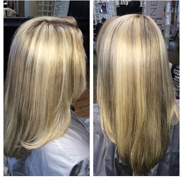 Natural Blondie with a Hint of Light Brown