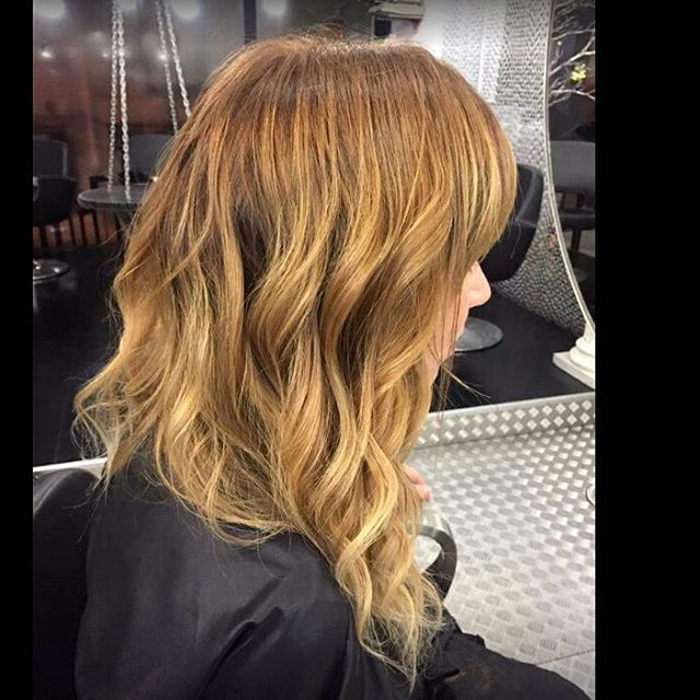 Neat Blend of Brown and Blonde