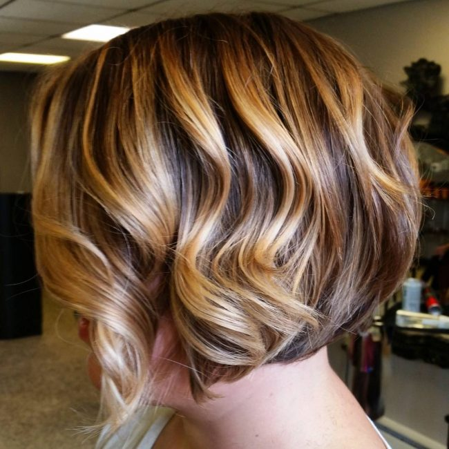 Perfect Balayage Color and Cut