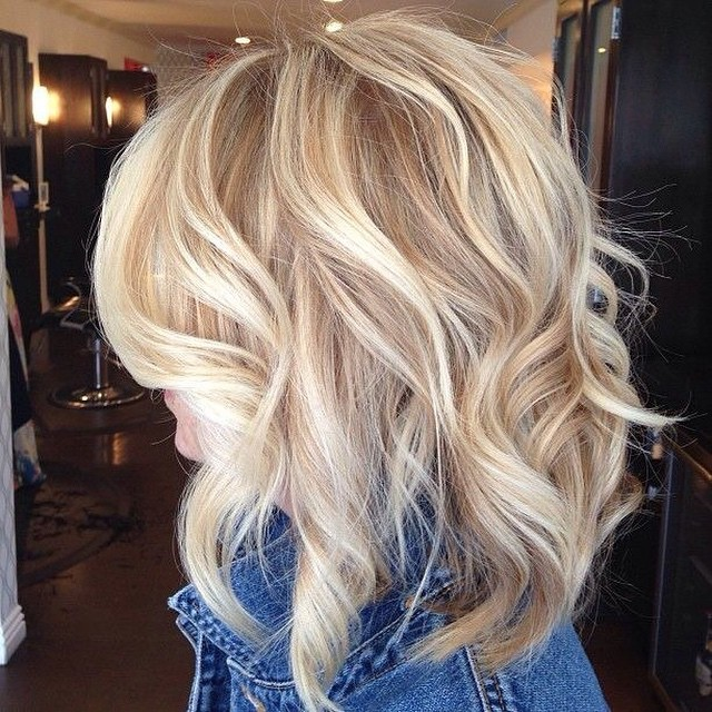 Perfectly Placed Balayage Shades