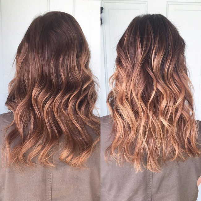 35 Lovely Honey Brown Hair Color Ideas Sweet Soft Colors