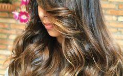Shadowy Black and Creamy Caramel Ombre