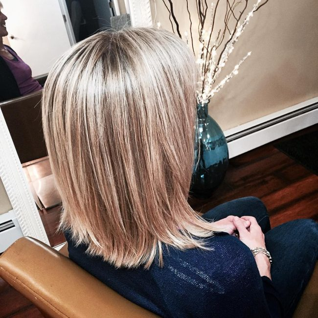 Straight and Blended