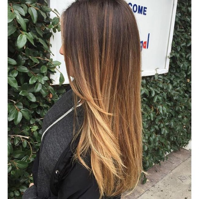 Stunning Light Brown Locks