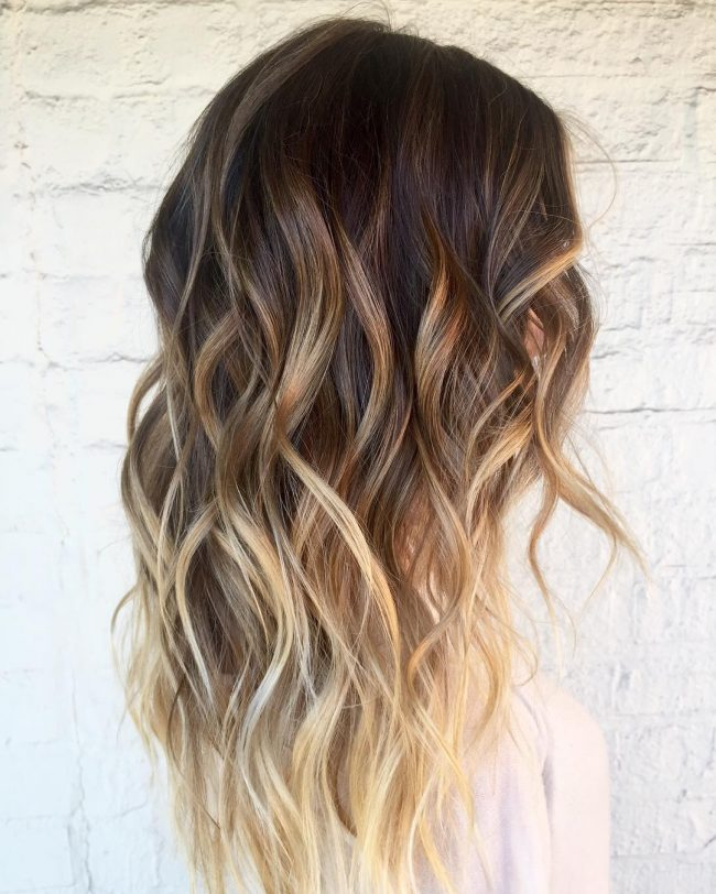 Sun-Kissed Summer Locks
