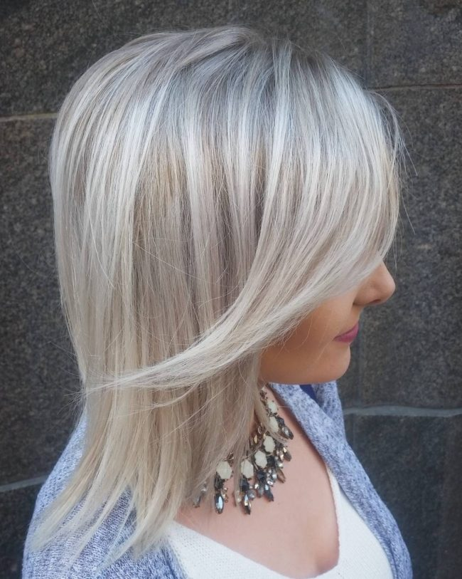 Super Light Ash Blonde