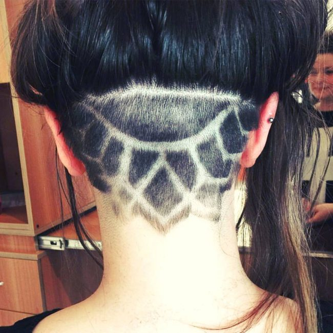 Marvelous 50 Awesome Undercut Hairstyles For Women Catch The Trend Hairstyle Inspiration Daily Dogsangcom