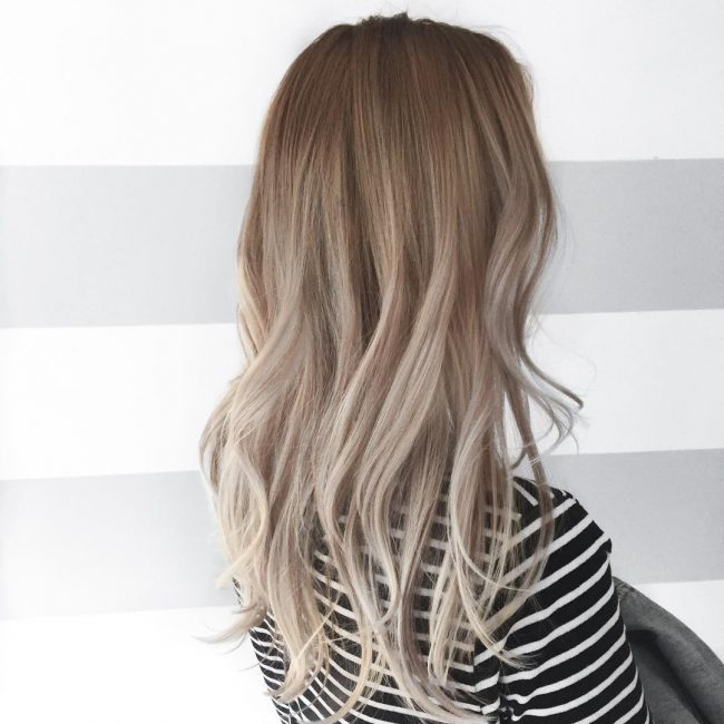 Brilliant Blonde Balayage