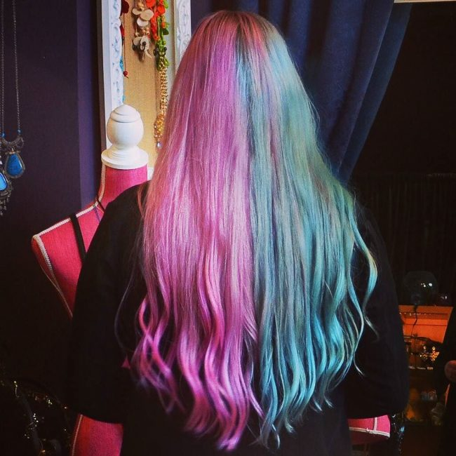 Bubblegum Long Locks