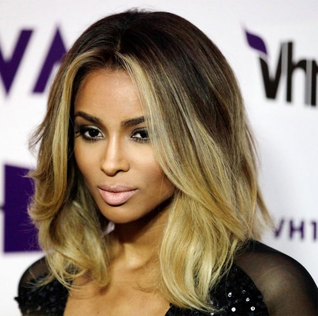 Captivating Color For Ciara