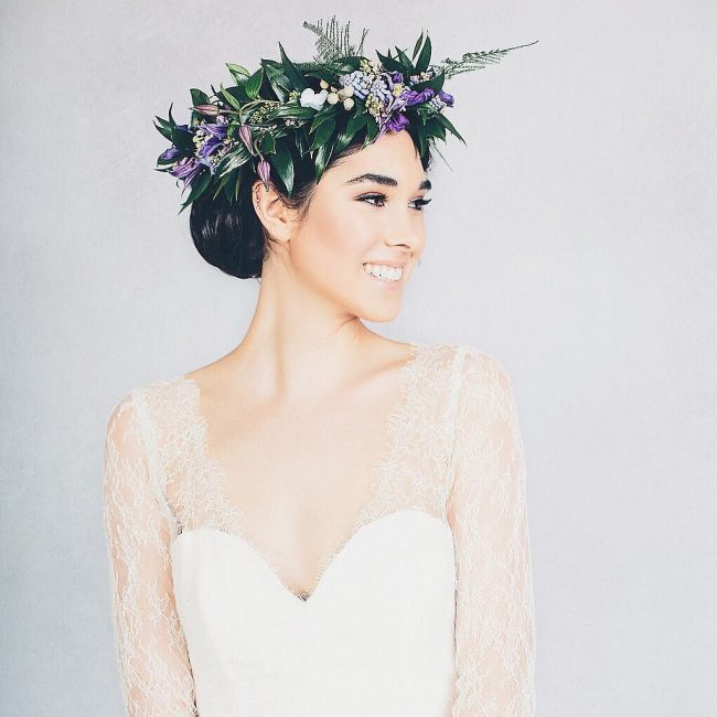 Chunky Flower Crown