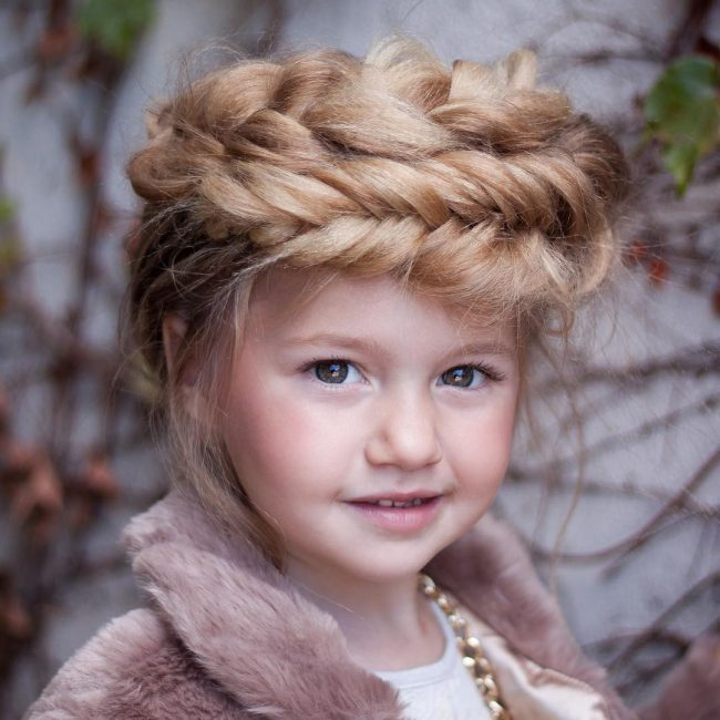 Crown Fit For A Little Queen