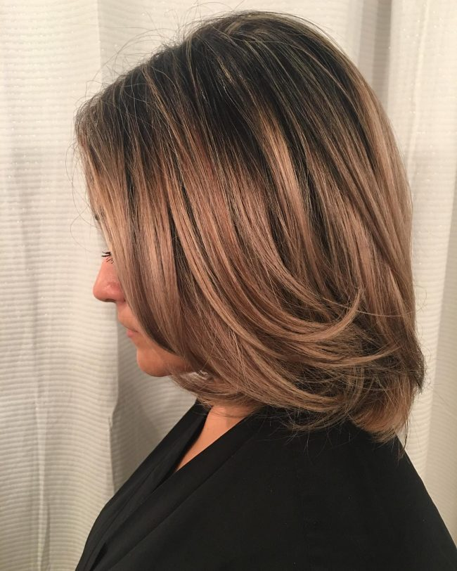 Dark Toned and Shiny Highlights