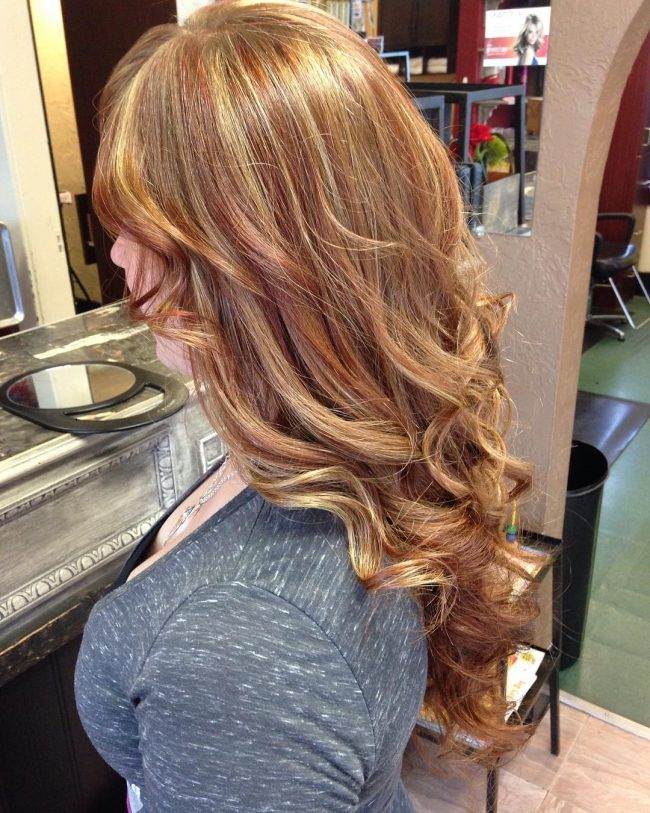 50 Amazing Hairstyles With Highlights And Lowlights