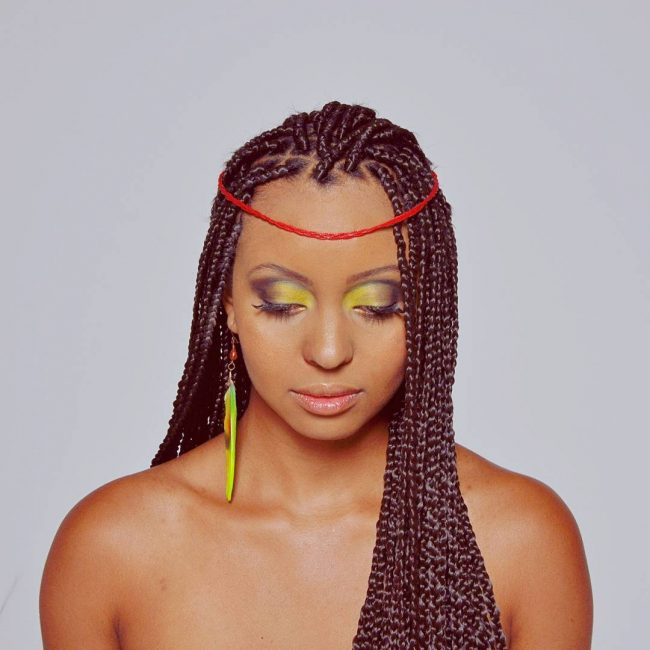 Jamaican Style Twists