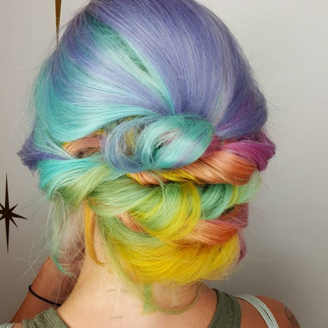 Low Rainbow Twist