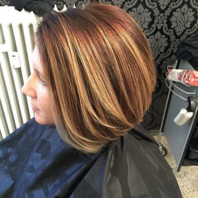 Luxury Ombre Bob