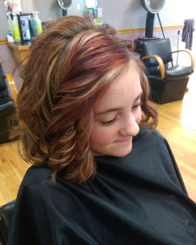 Multi-Tonal and Trendy Streaks