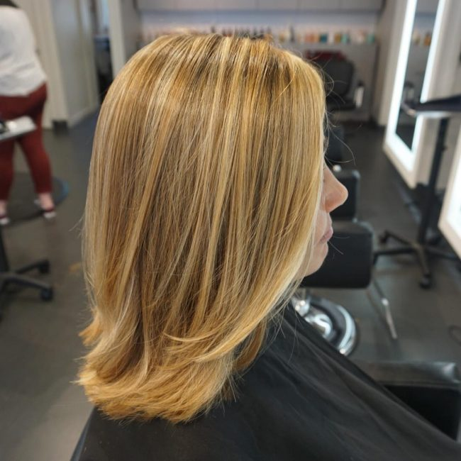 Natural Highlights and Layers