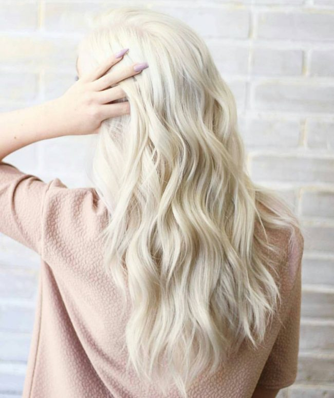 On Trend Blonde