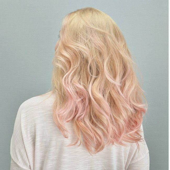25 sweetest pink ombre hair designs � trendy candy ideas