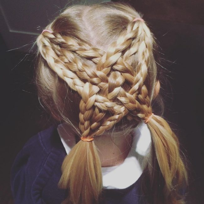 Plait Cross Over