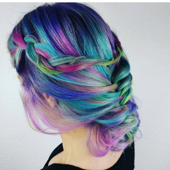 Pretty Rope Twist Pastels