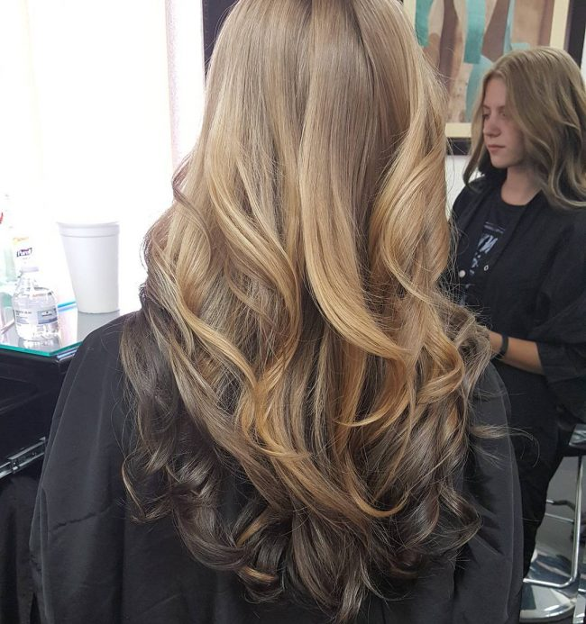 25 outstanding reverse ombre hair ideas � newest trends