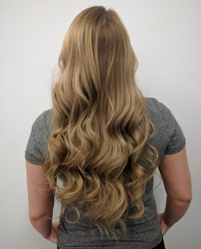 Soft Balayage for Summer Blonde Locks