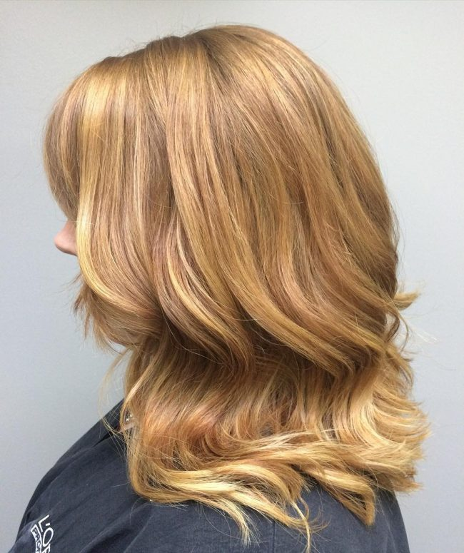 Soft and Wavy Elegance