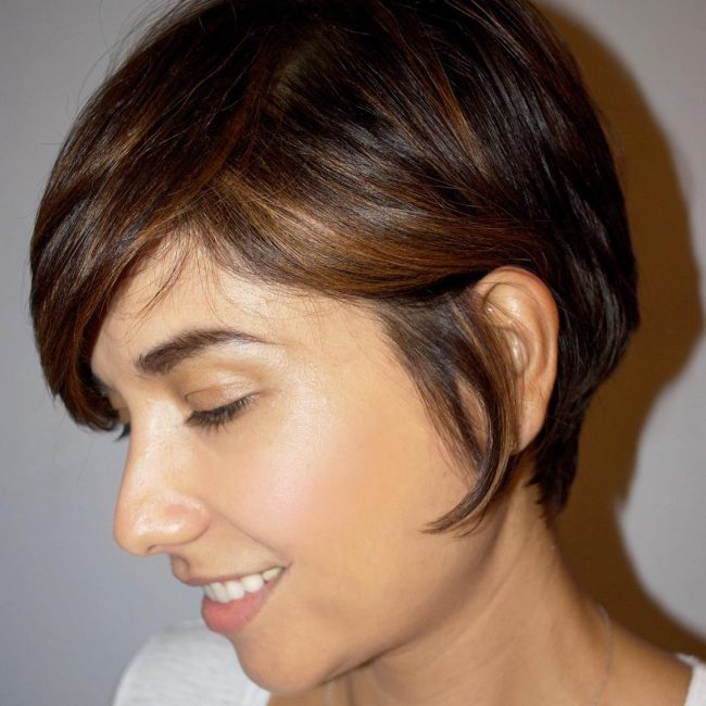 Super Cute Short Bob