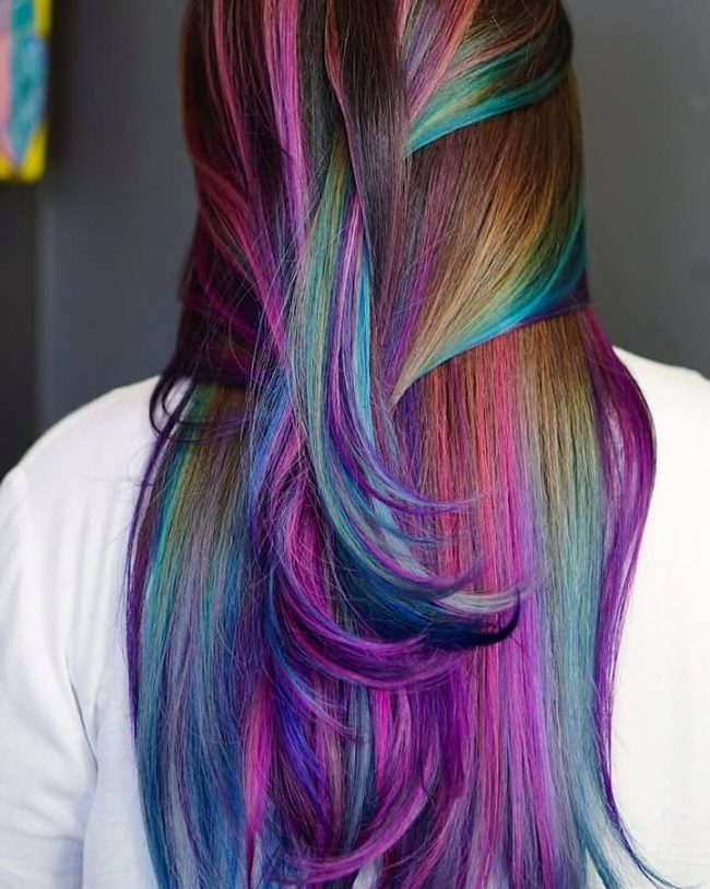 Sweet Rainbow Colors
