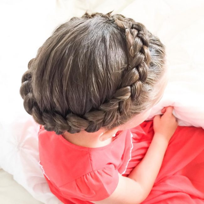 Thick Halo Braid
