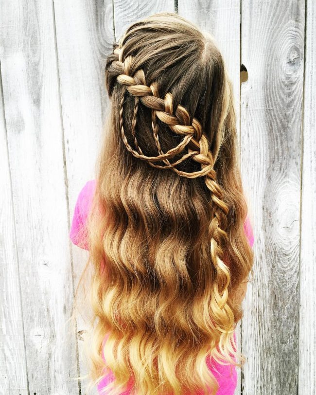 Tiny Chain Braids