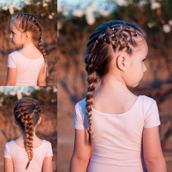 Twist, Criss-Cross, and Plait