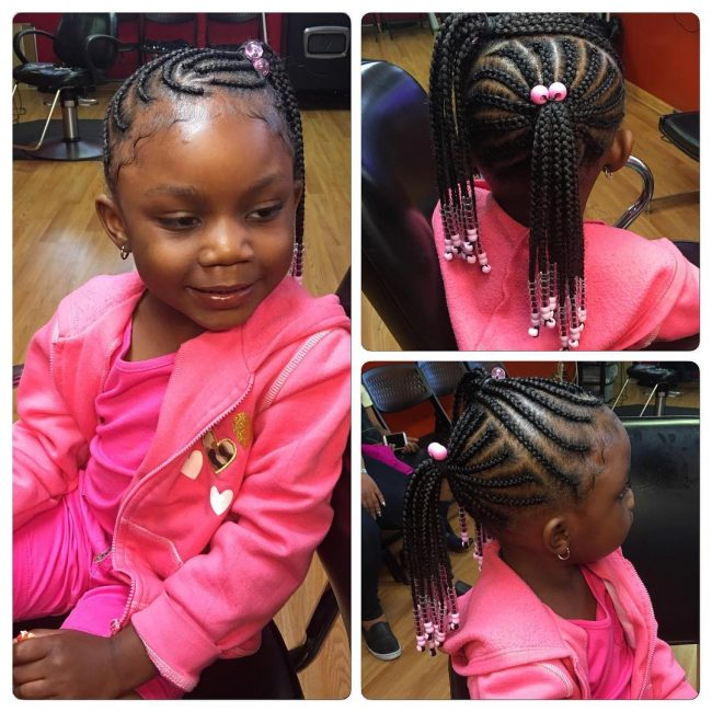 Up And Over Cornrows