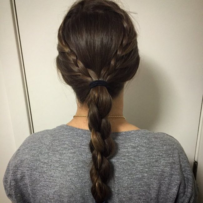 3D Rope Braid